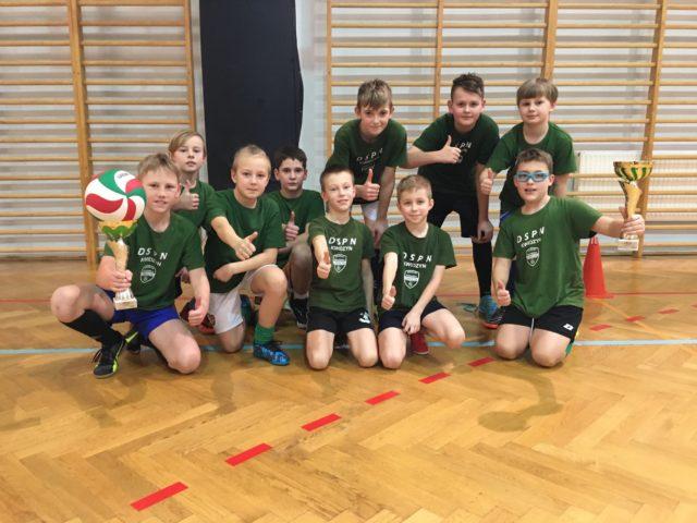 Złoty medal chłopców w Finale Wojewódzkim w Dwa Ognie Usportowione!