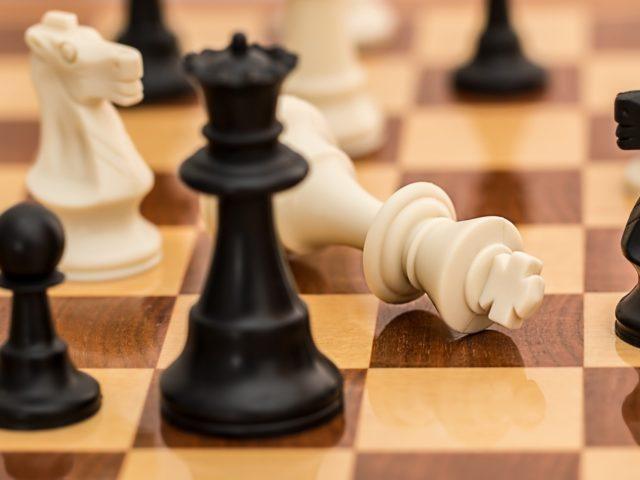 Sukces szachowy uczniów naszej szkoły!