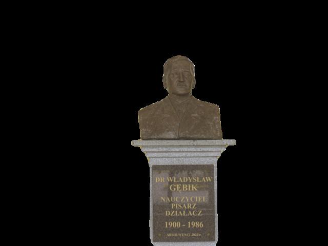 Władysław Gębik – krótka historia patrona naszej szkoły